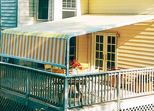 complete awning system