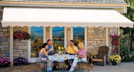 Sunsetter Patio Awning