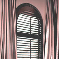 Arch Shutters